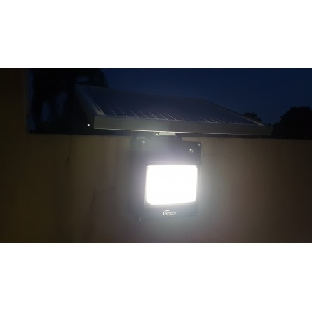 Solar Wall Light 3A - 3W