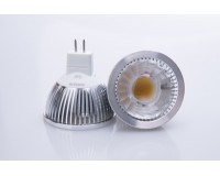 LED Spot Light, COB, MR16 Non Dimmable