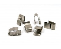 Solar Cable Clips (Stainless Steel)