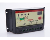 Solar Charge Controller with LED Display